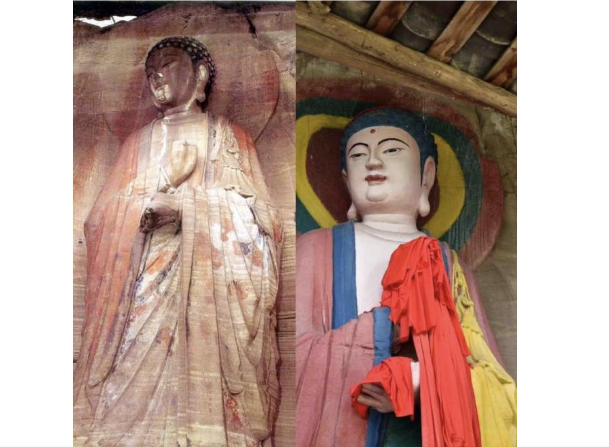 文物古迹的破坏情况_全球观察 | 文物古迹的修缮式破坏为何屡屡不绝?_造像