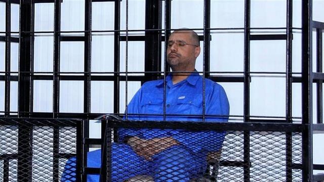 国际刑事法院锁定卡扎菲儿子及其他两要犯行踪,督促安理会抓捕