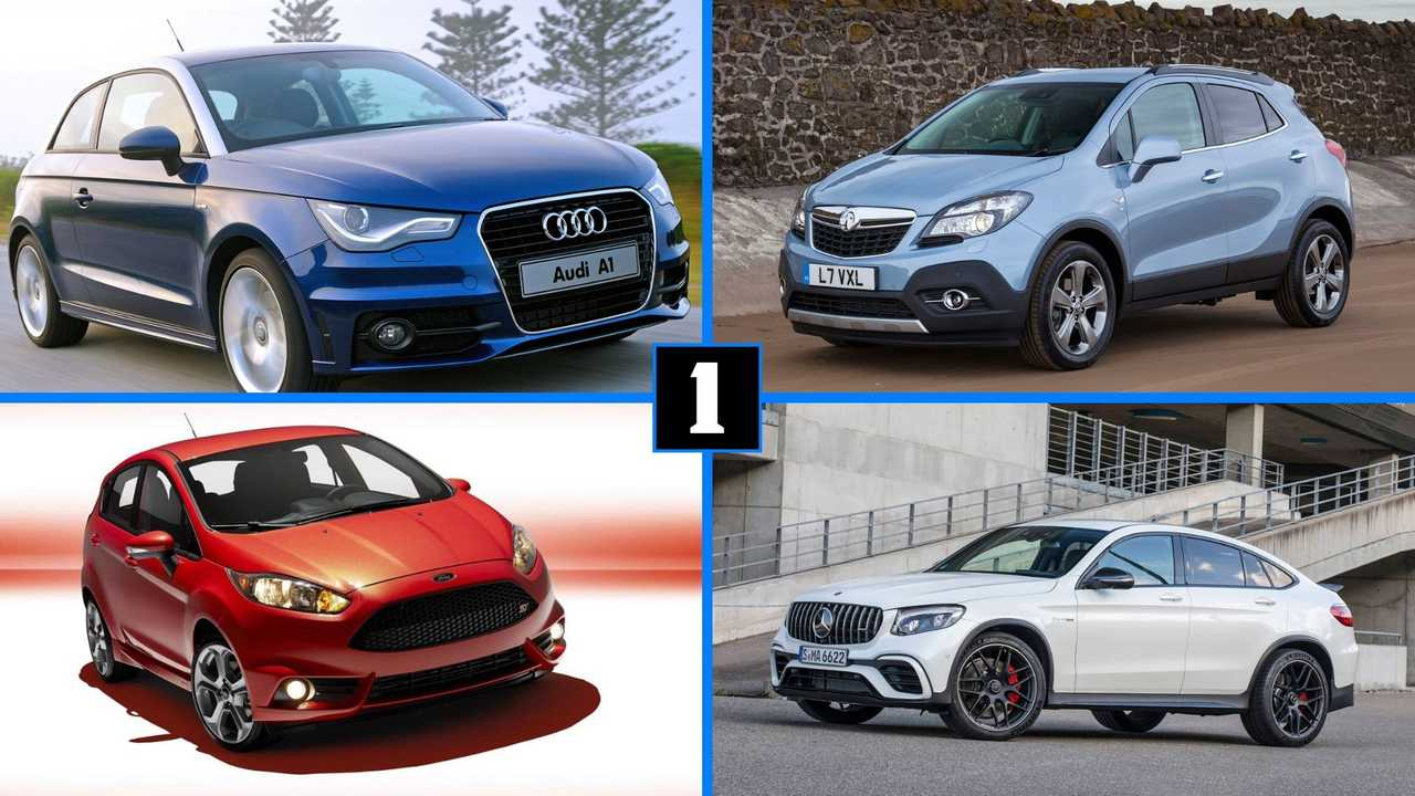 CarWow杂志公布了近十年来黄金比例最好和最差的车。你同意吗?
