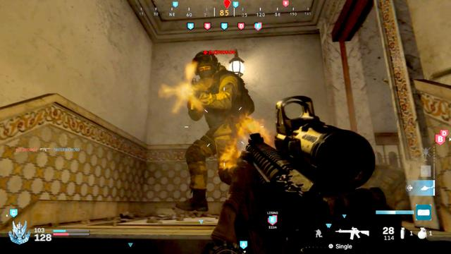 《COD:现代战争》PS4北美十月下载榜登顶《断点》次席_行动