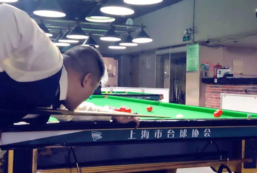 """""""美设杯""""2019上海市台球俱乐部联赛"""