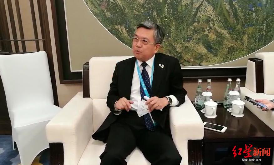 唐灭高丽之战龚克:中国坚持改革开放是外国企