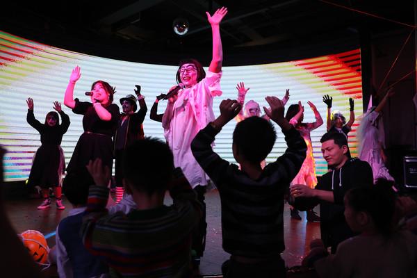 原创             听说北戴河黄金海岸clubmed Joyview,不仅好玩,而且正在上演群舞乱舞