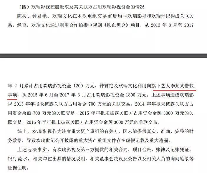 李易峰、杨幂被波及!杨紫所属公司连续4年财务造假坐实,证监会开出重磅罚单