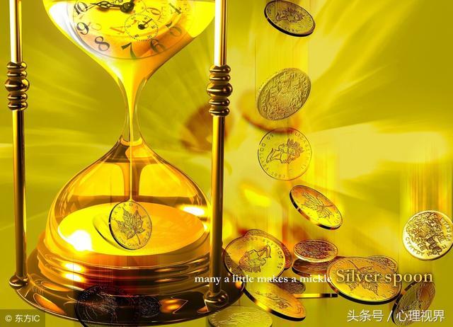 金钱观反映一个人的赚钱能力?测一下你未来财富状况如何