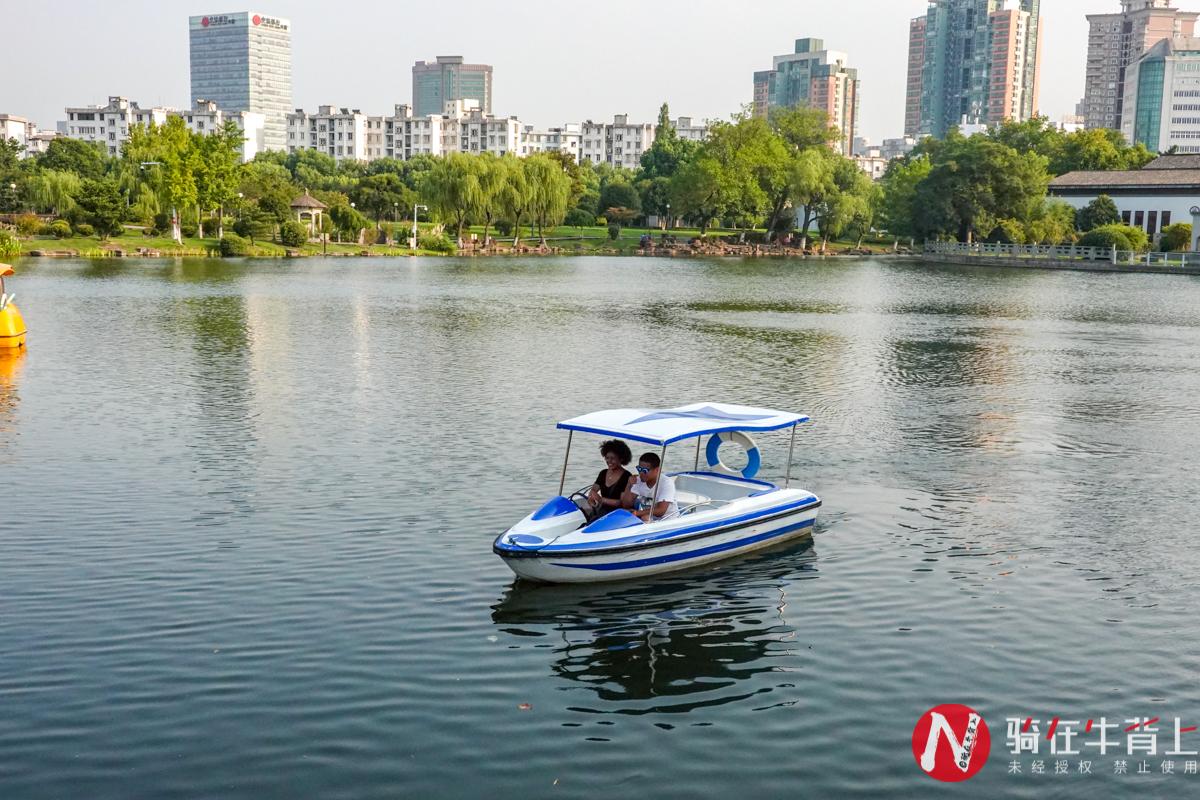 原创             宁波市闹市区的公园,当年为什么能受到朱元璋的青睐?你了解吗?