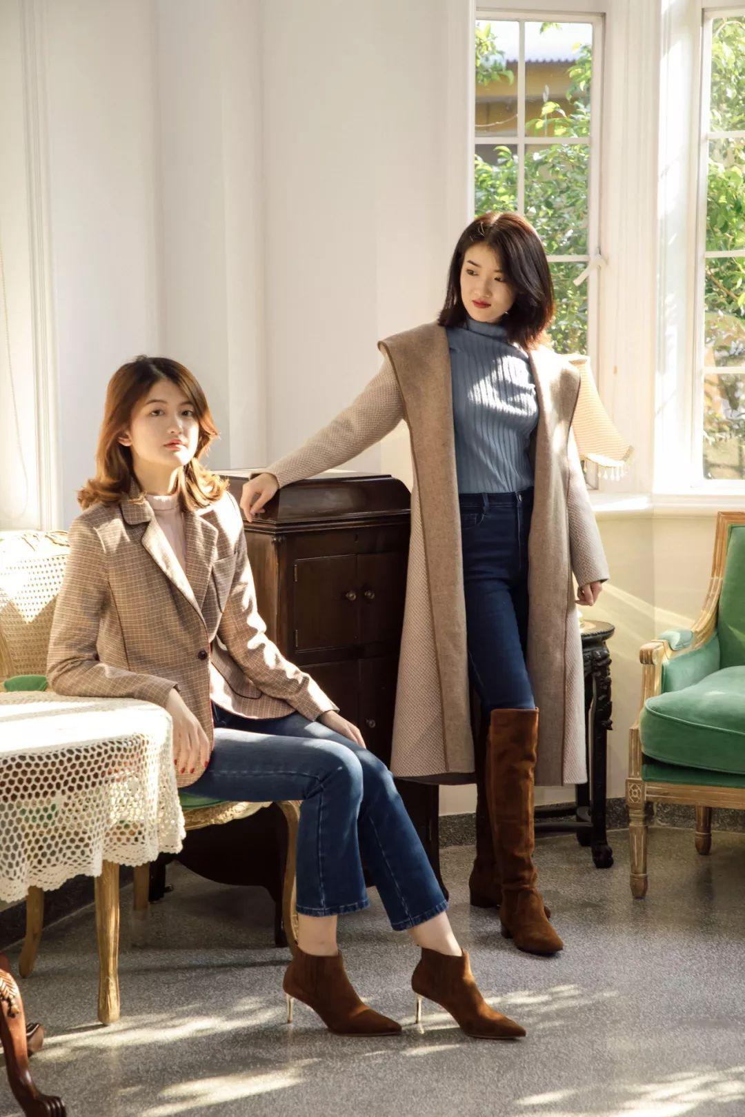 品牌上新|| 大衣、毛衣、羽绒服,新品和双十一折扣一起来了!
