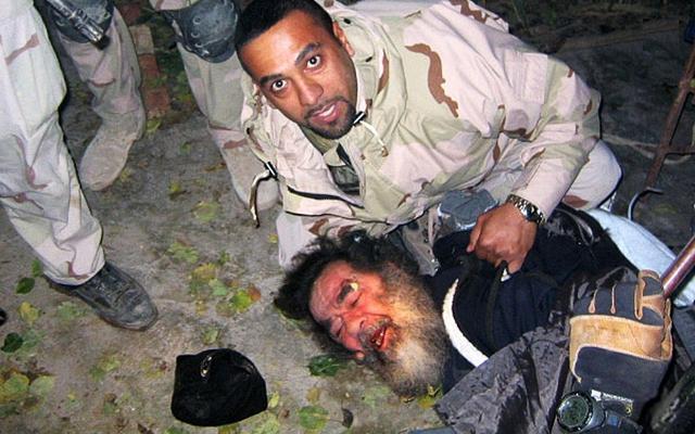 萨达姆长女披露真相:萨达姆被捕时因为什么没有抵抗?