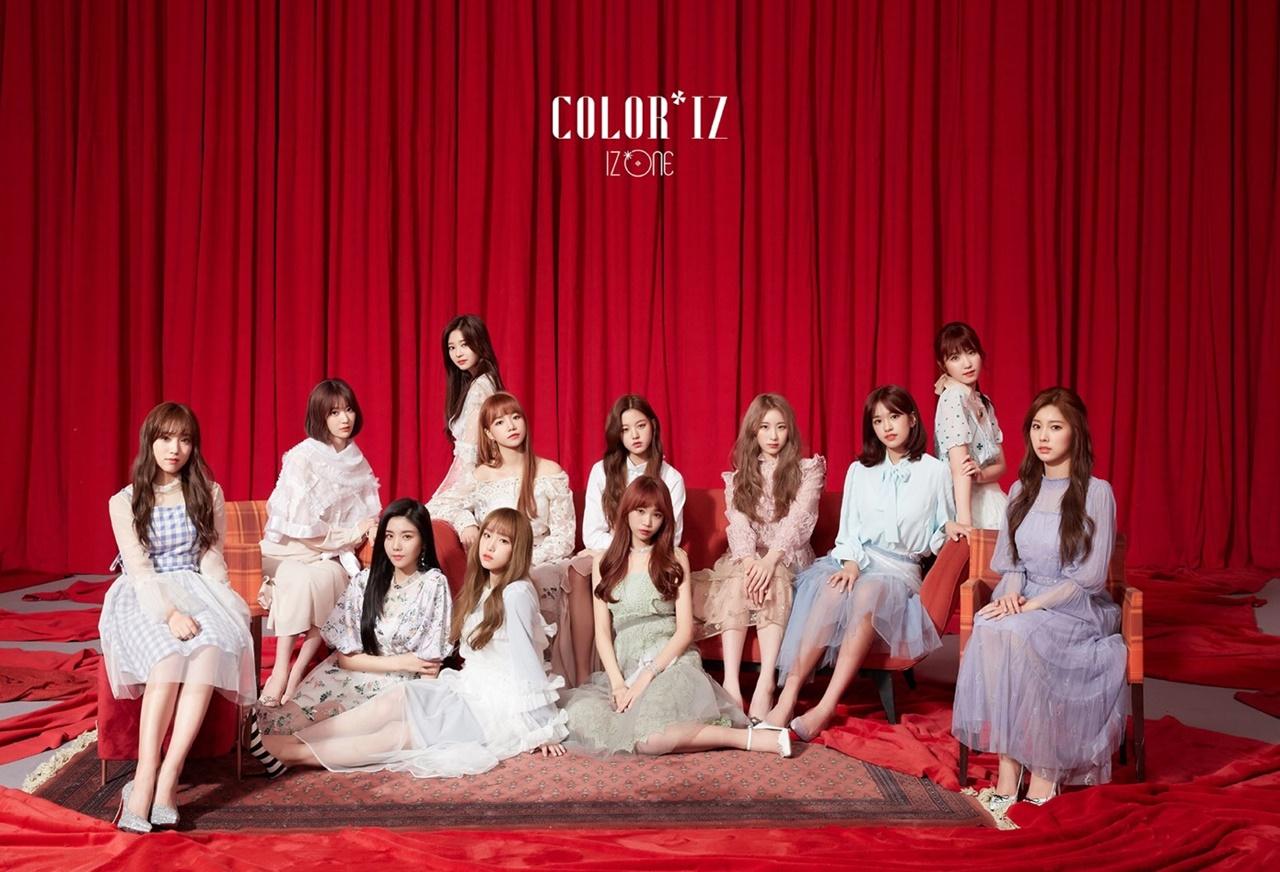 因受101造假排名影響 韓國女團IZ*ONE新專輯將延期發售