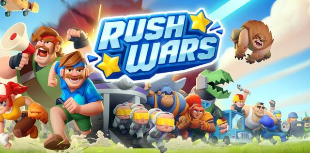 Supercell又取消一款新作,《RushWars》测试2个月后即将停服关