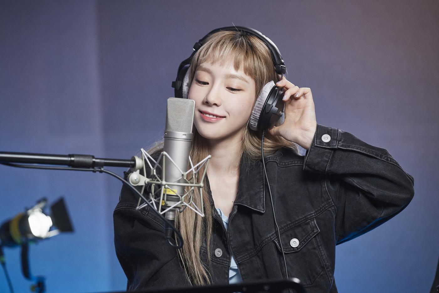 泰妍《冰雪奇緣2》韓版主題曲MV預告公開 今晚6時正式發表音源