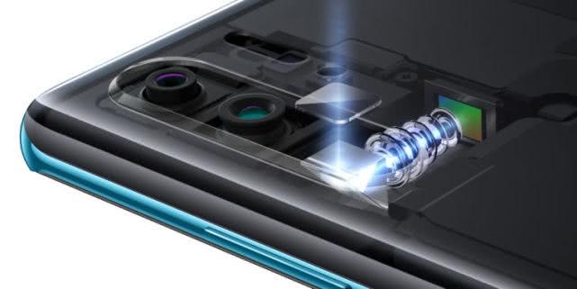传华为P40或配10倍光学变焦 8P镜头 成本超100美金