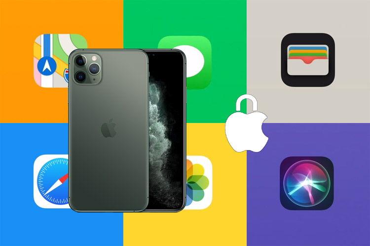 原创             苹果常用六大Apps保障私隐设计:更加注重个人信息安全