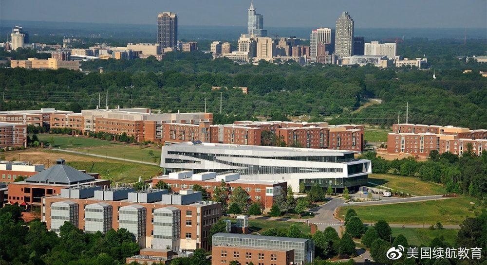 美国大学申请干货:北卡罗来纳州立大学学院介绍