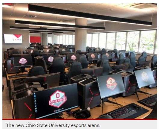 瓜分10亿美元市场,全球最具规模电竞专业即将招生!OSU强