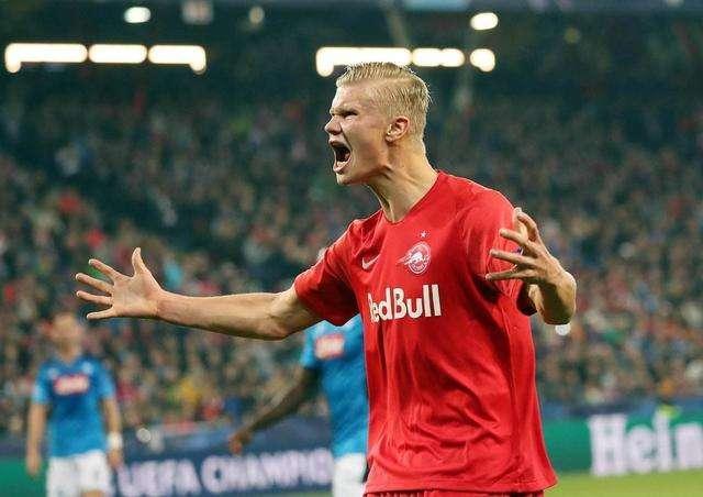 """英雄少年!19岁挪威""""超新星""""身价暴涨,高达3000万欧元连翻5倍_哈兰德"""