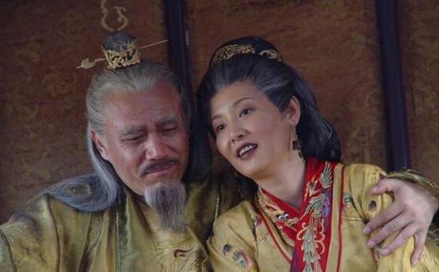 朱元璋和马皇后