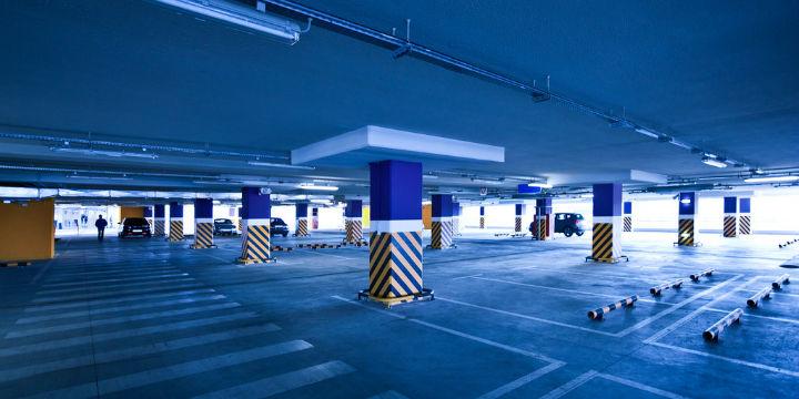 进博会直击 | 合资公司进军停车产业,城市基础设施服务业空间几何?_中国