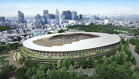 东京奥运主场馆下原是墓地?开工建设前曾挖出187具尸骨_竞技场