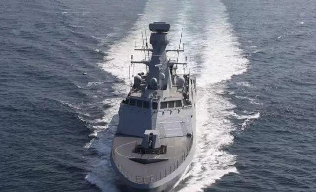 土耳其岛级轻型护卫舰,多国制造的产物,战斗力倒是不差_反潜