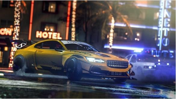 《极品飞车:热度》已发售街头赛车紧张刺激昼夜狂飙_比赛