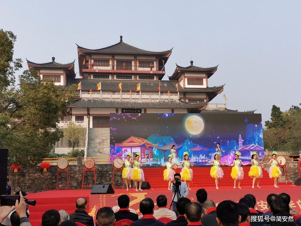 李白娶妻生子的地方,还是全国有名的银杏之乡_安陆