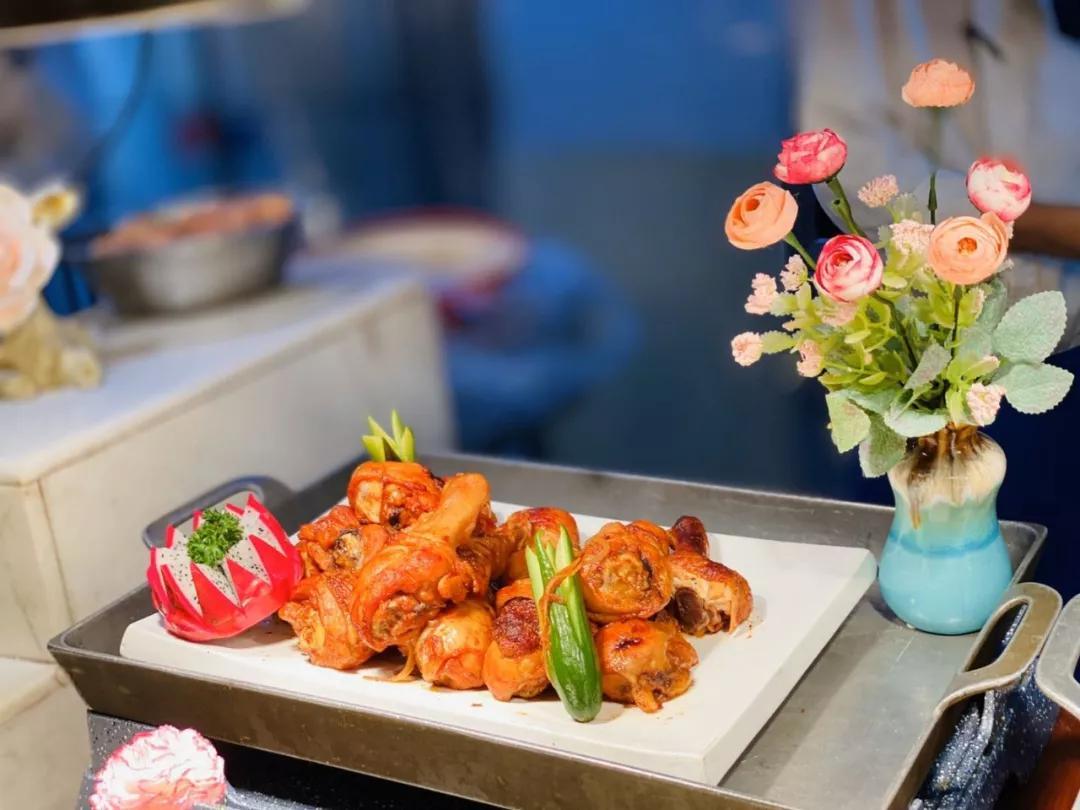 蓝海御华大饭店·蓝钻国际美食自助餐厅团购108元... -大众点评团