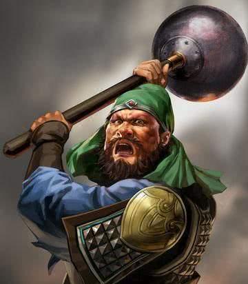 二十四名将之外, 三国演义 武力最强十人,小赵云位居榜首图片