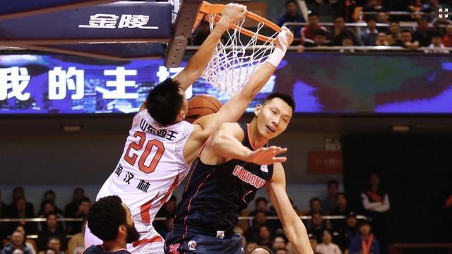 CBA前瞻:广东迎战山东历史交手有优势 阿联再盖2次升历史第3_比赛
