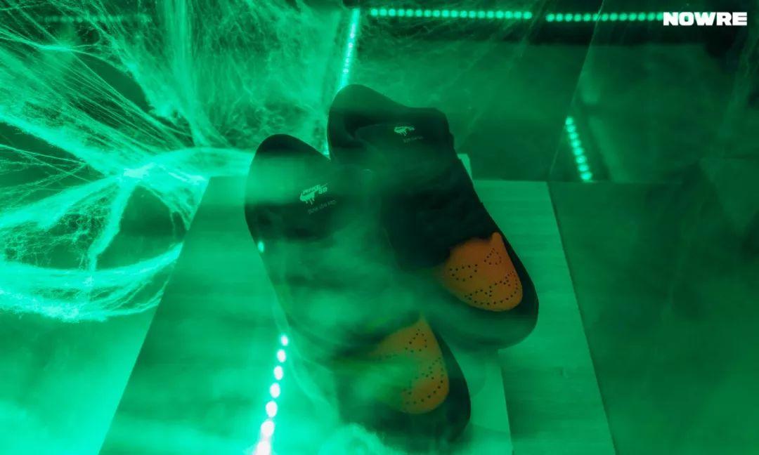 万圣节里,我的一次NikeSBDunk「陪跑」经历…_活动