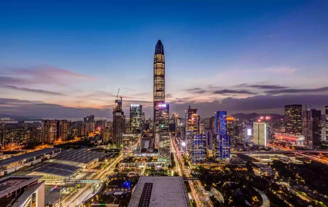 深圳第三季度GDP增速为5年最低成