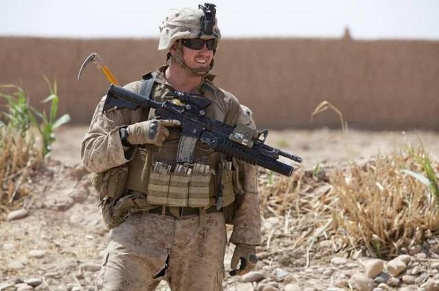 为什么美军士兵都穿防弹衣,解放军却很少用?原因很简单_我国