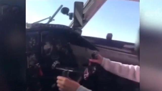 副机长教儿子开飞机酿空难悲剧致机上75人全部遇难