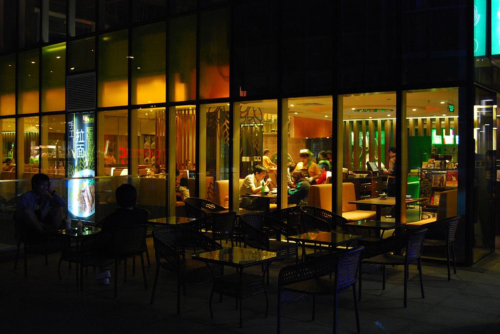 原创             北京极具时尚感的地方,年轻人都爱的三里屯,没来过不算到过北京