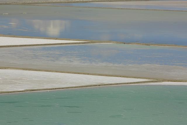 比青海茶卡还美的盐湖,却很少人知道它的存在