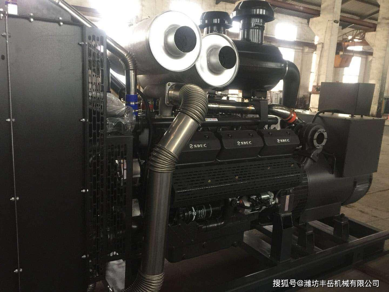 SC25G610D2 柴油发电机400千瓦