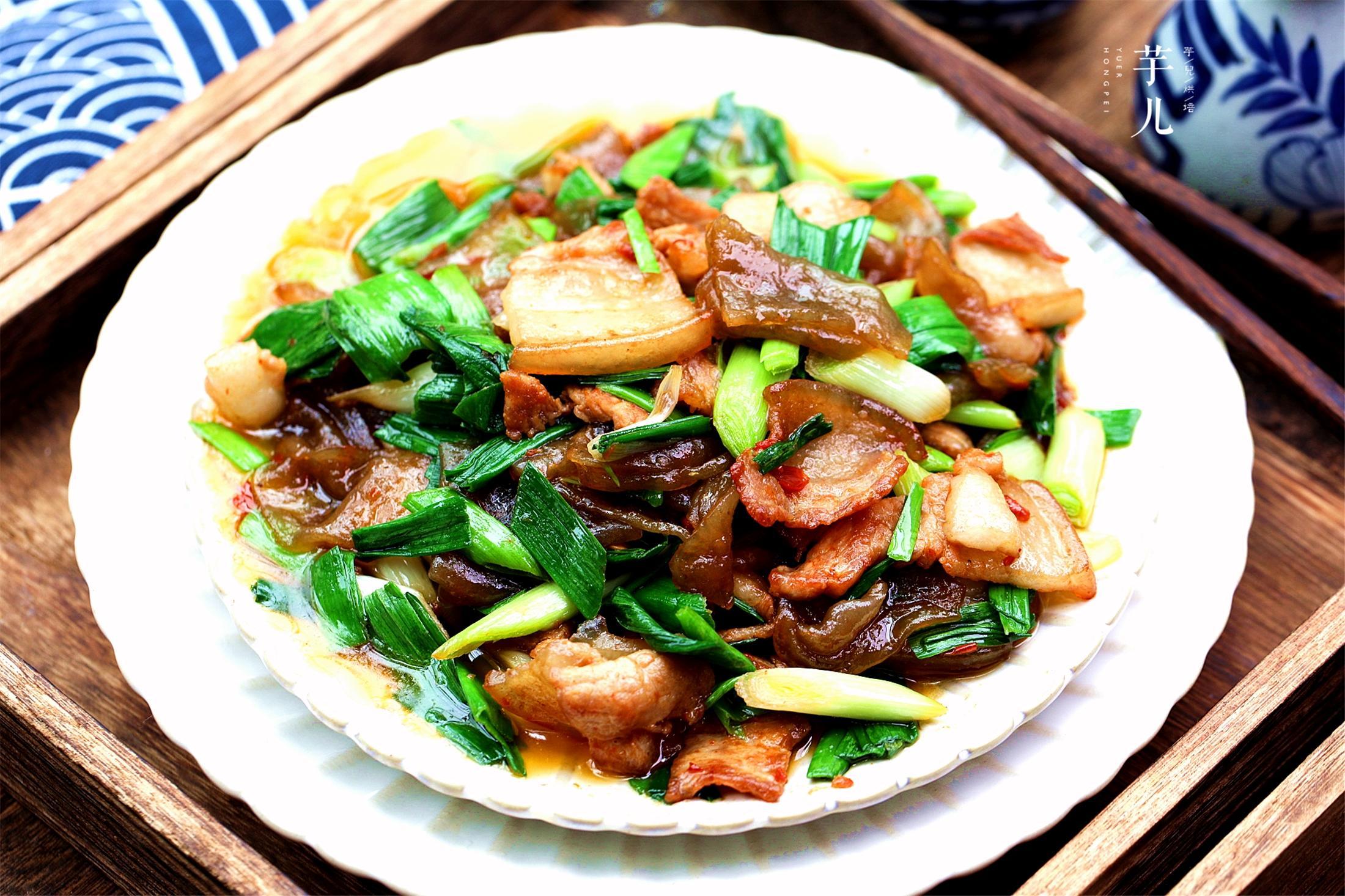 老公最爱这菜,一周3吃也不够,肥而不腻特下饭,比回锅肉香多了