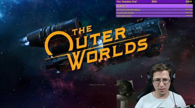 不杀就是和平 国外玩家纪录自己《天外世界》不杀人通关全程_Kyle