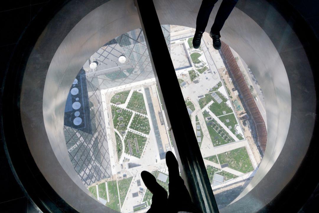 央视大楼十年争议
