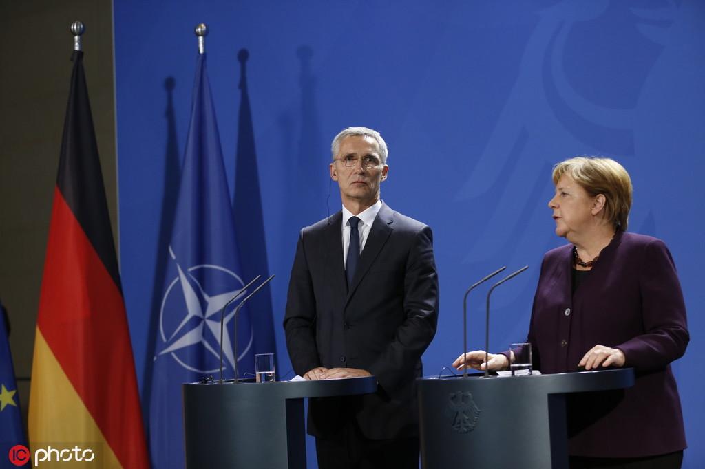 """马克龙""""北约脑死亡论"""":美加德反驳,俄罗斯点赞_欧洲"""