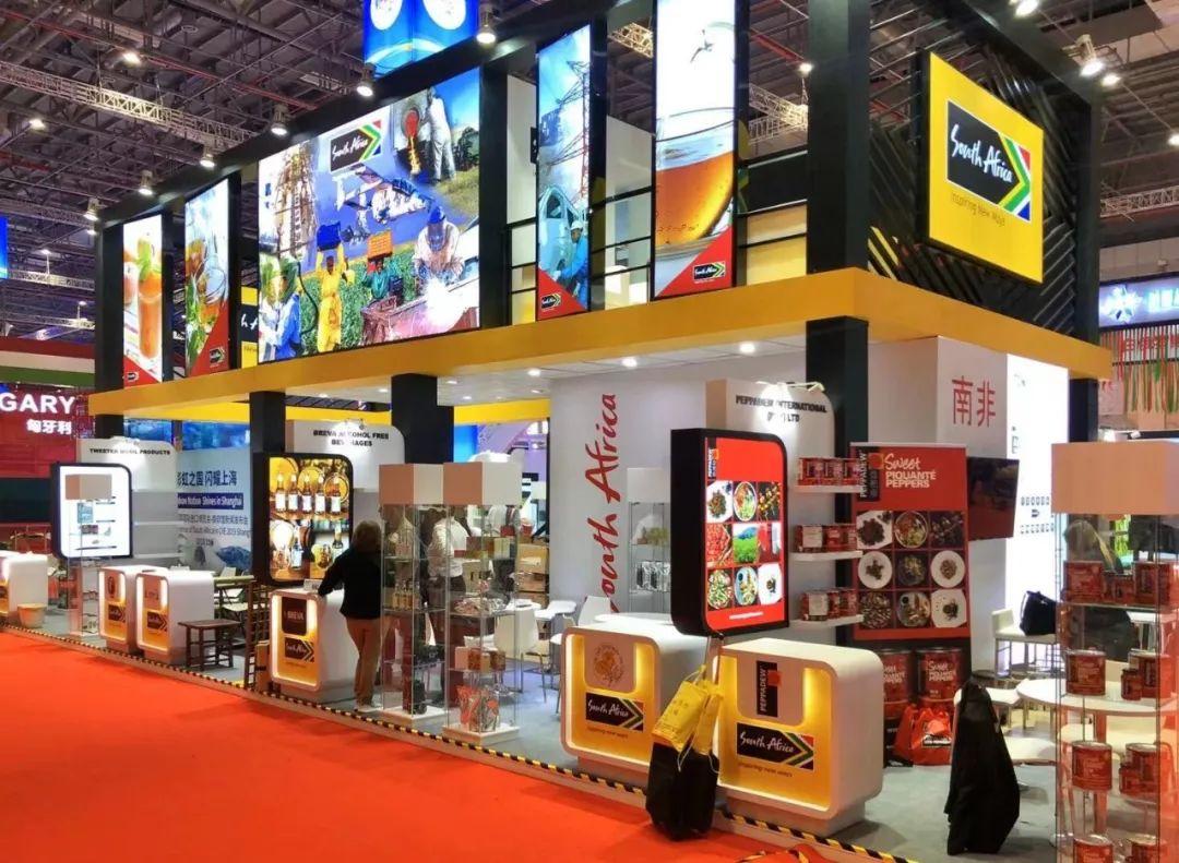 建交21年,中国已是南非最大贸易伙伴,南非企业说:第三届进博会我们还来_沙索