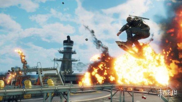 《正当防卫4》重装版Steam免费周末下载即可游玩