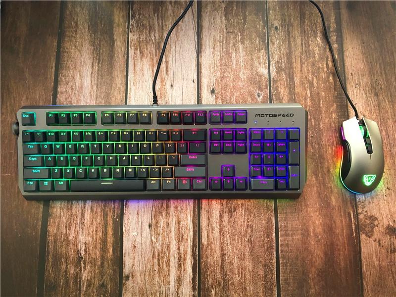 为墨宝CK80 V70鼠标键盘盖国产外设品牌开箱体验创造新标杆