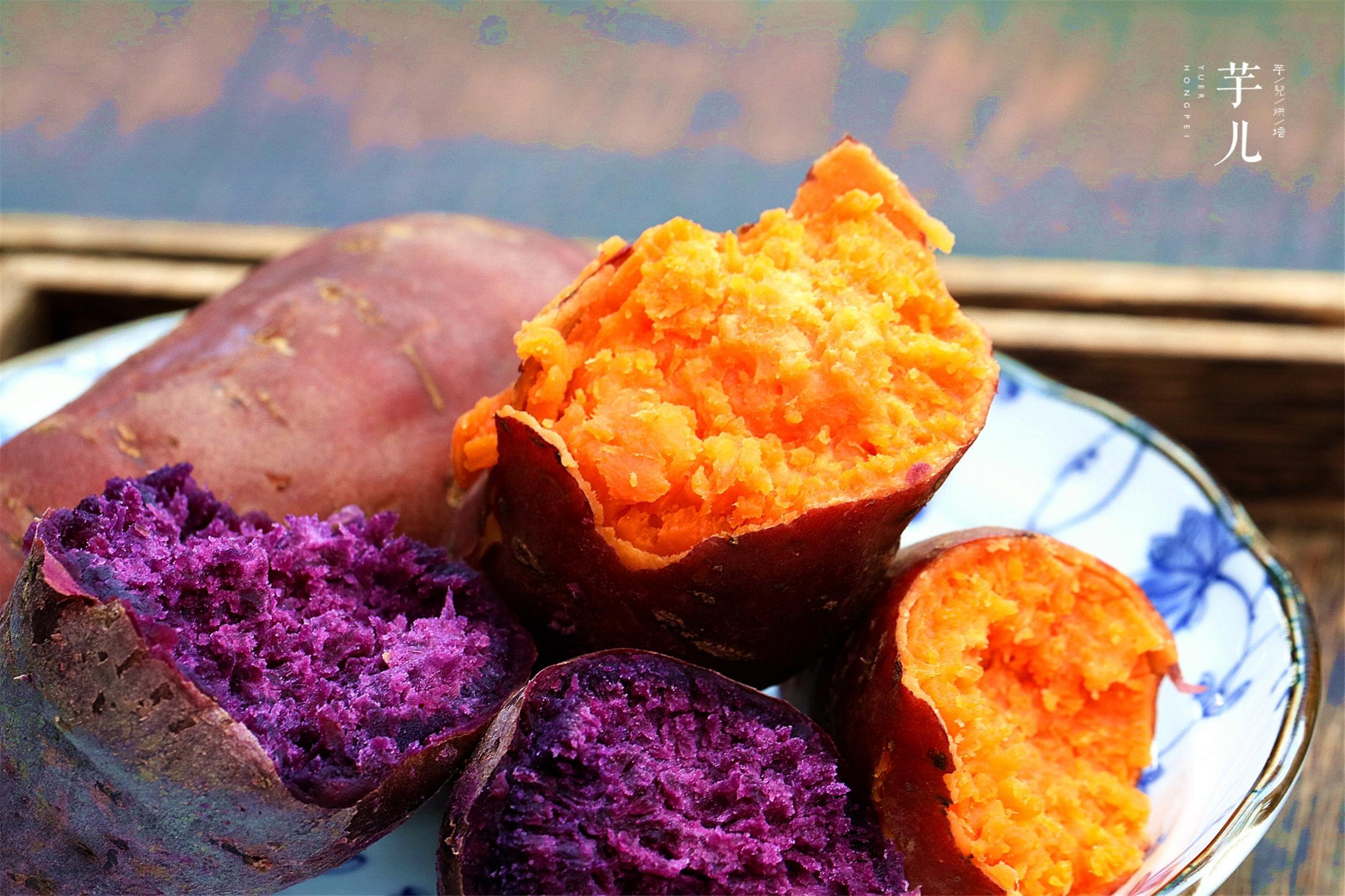 蒸红薯,很多人这一步做错了,牢记这诀窍,香甜细腻,吃了还想吃