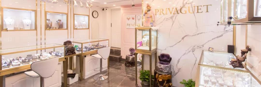 生活时尚专访天然水晶专卖店魔都风尚网红店「宝姬珠宝天然水晶」