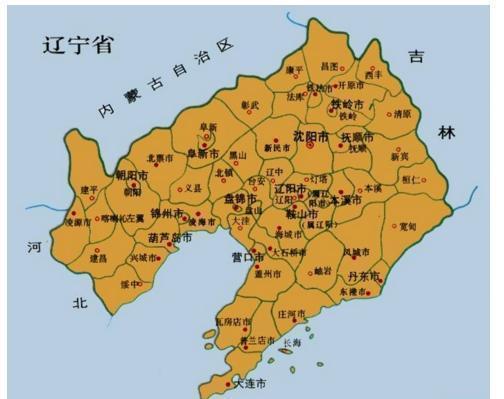 辽宁省一个县,人口超100万,地处三省(区)的交界处!_昌图县