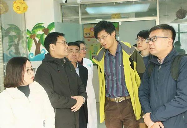 新闻间 中国疾控中心调研组到民生路社区预防接种门诊指导工作(图3)