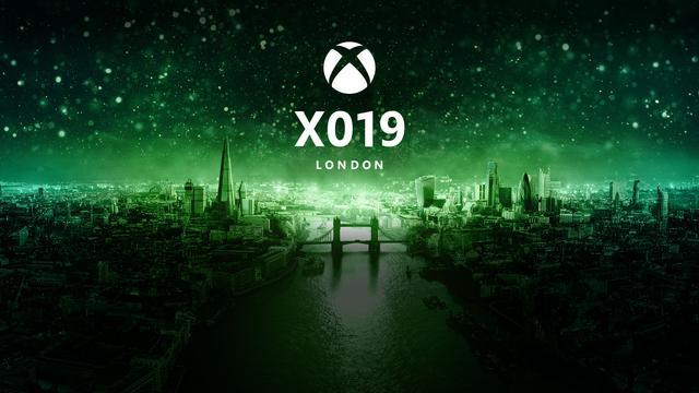 微软X019大会来势汹汹《帝国时代4》等12款第一方游戏参展_Xbox