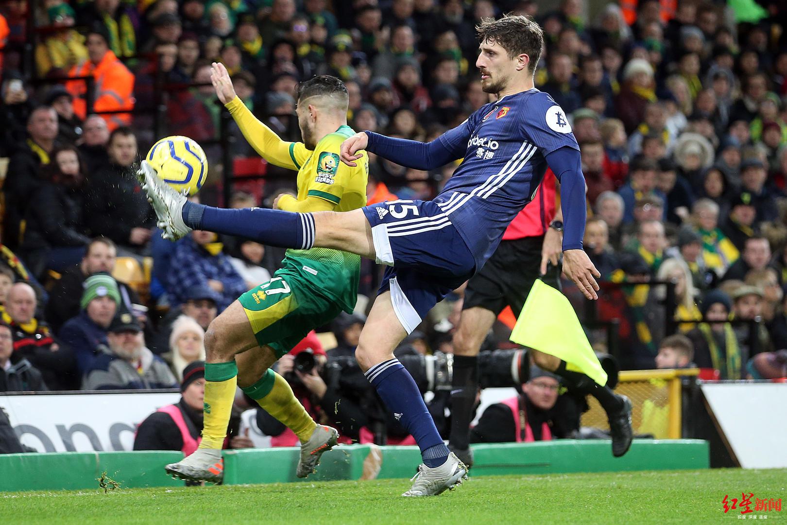 英格兰4级联赛最后一支取胜球队,沃特福德斩获首胜_诺维奇