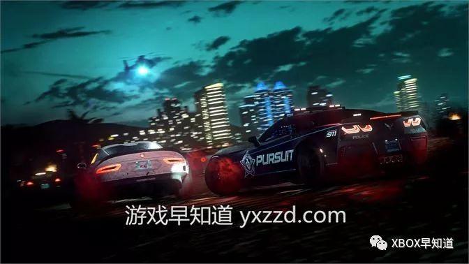 《极品飞车:热度》现已正式发售_One